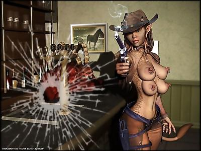 Demongirls & Scifi 3D..