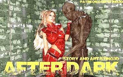 Sting3D- After Dark