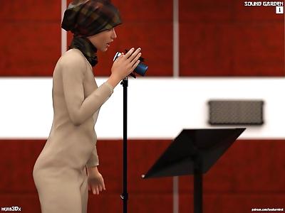 Hijab 3DX- Losekorntrol-..