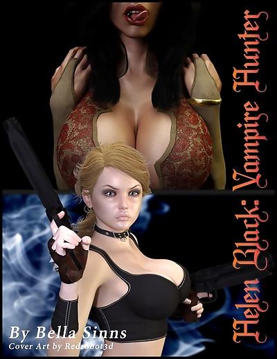 Helen Black Vampire Hunter -..