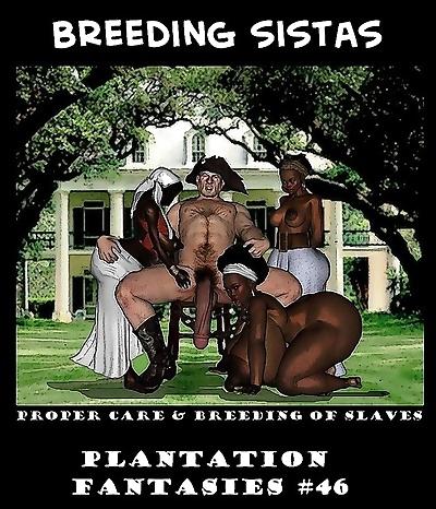 Breeding Sistas- Blackudders