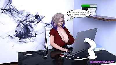 NickVortexxx3D- Dr. Sarah-..
