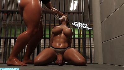 The New Prison Bitch 2 -..