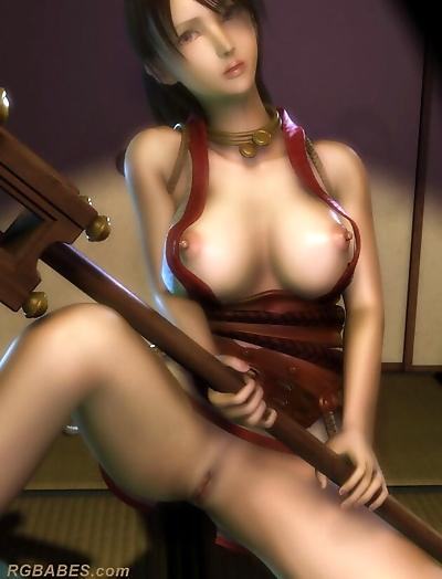 3D Babes - 2 - part 4
