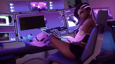 SFM Sombra Hideout Strip-n-Rub