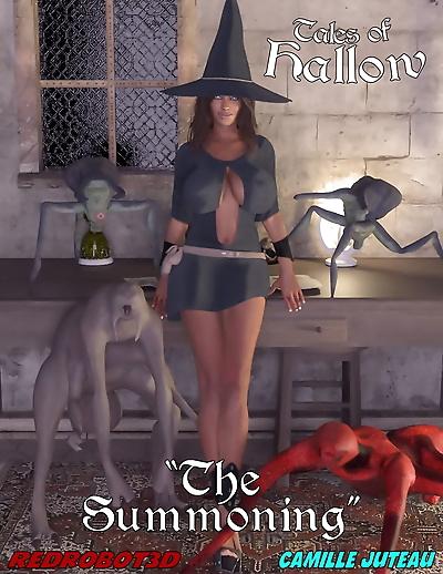 Redrobot3D Tales of Hallow :..