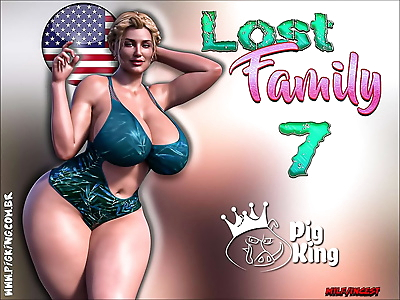 PigKing Lost Family 7 English