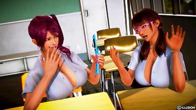 Shiguma Female teacher..