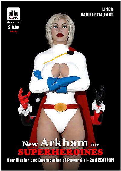 DBComix New Arkham For..