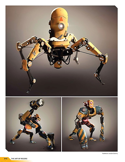 Various The Art of Recore -..