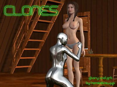 Droid447 Clones
