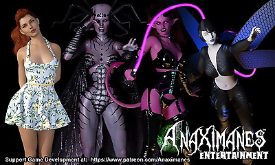 The Anax Factions: Crystals..