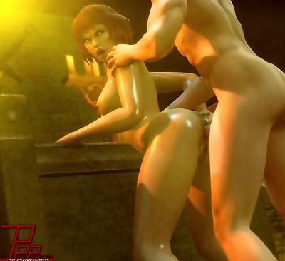 Soul Calibur Porn Edition -..