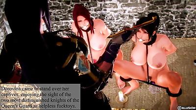 Dark Knights - Part Six -..