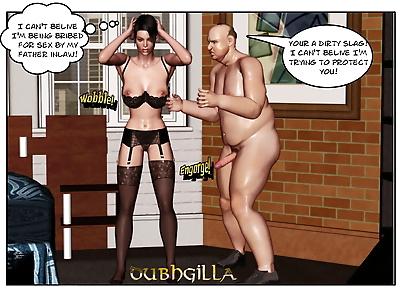 3 D Dubhgilla - Hot Daughter..