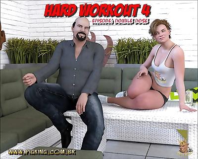 Pig King Hard Workout 4 -..