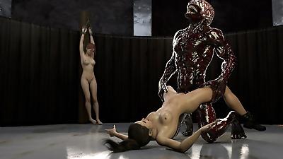 3DZen Residential Evil XXX I..