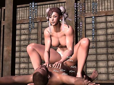 Nekomaru Shoukoukai Chun Li..