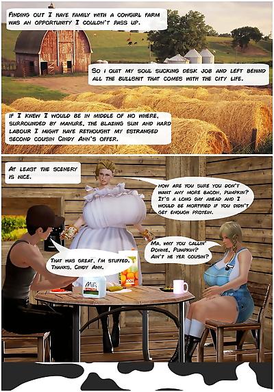 Pulp Cowgirls: Issue 1