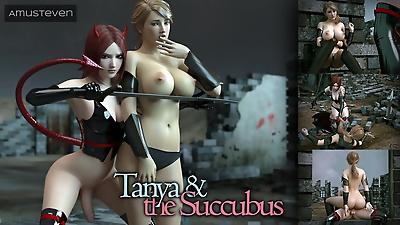 Amusteven Tanya & The Succubus
