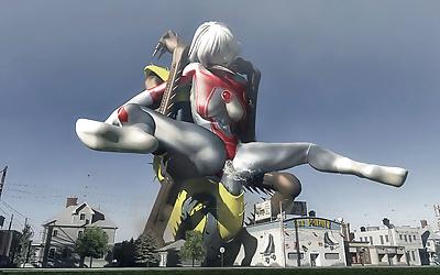Best Ultrawoman CG gallery a
