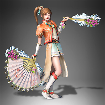 Dynasty Warriors 9..
