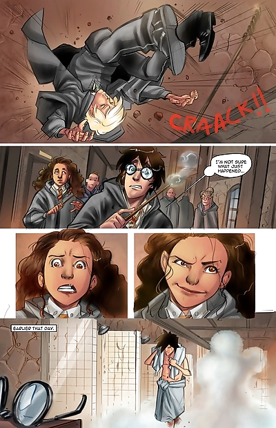 The Harry Potter Experiment 1