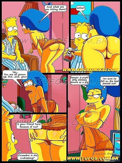 The Simpsons 1 - Football..