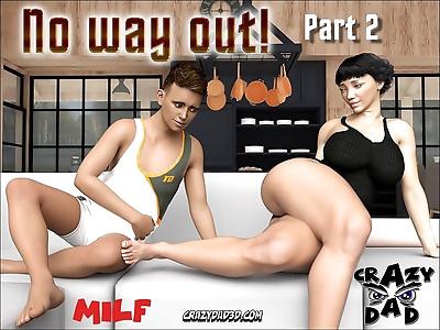 CrazyDad- No Way Out! Part 2