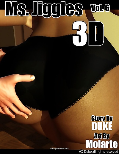 Ms Jiggles 3D – Part..