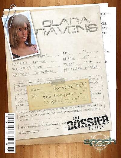 The Dossier 08- Epoch- Clara..