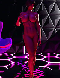 3DX Art + animations