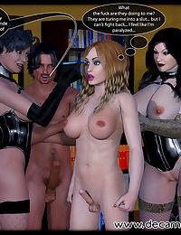 Hypno Girls 9 - Kinky School: Feminization Lesson