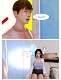 Body Transfer Vol.3 Chapter 3 - part 5