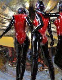 ARTIST - ROB - Alice in Rubberland - 3D