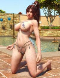 V1z3t4s stuff - DOA Hot Girls Pics