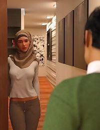 Hijab 3DX- Losekorntrol- Sound Garden 2
