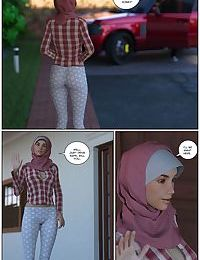 Hijab 3DX- Losekorntrol – Young Love Vol. 1