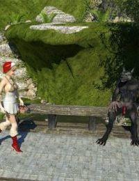 Insane3D- Red Cap's Confession