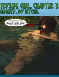 Nyom - Big Countryside Girl 3 - part 3