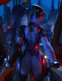 3D Artworks by VG Erotica - part 3