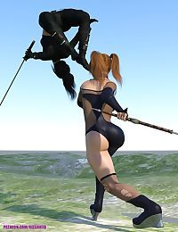 Kizaru3D- Conquest Ch.1