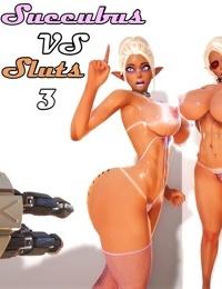 Hurator- Succubus Vs Sluts 3