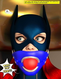 New Arkham for Superheroines 5 - All Work and No Play