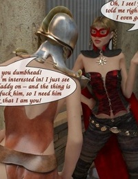 Dad- Daughter Magnificent festive Masquerade
