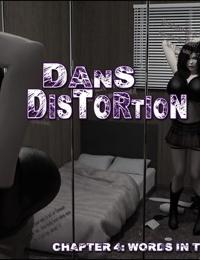 Kara Comet- Dan's Distortion Ch.4