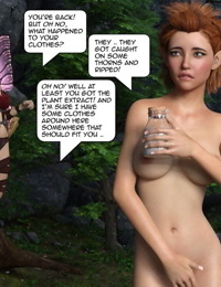 Freya and the mischievous Fairy - part 2