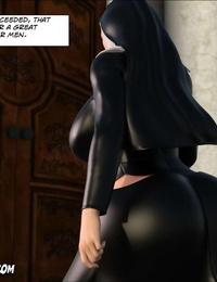 Crazy Dad 3D Evil Nun 2 English - part 2