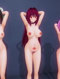 汁 サーヴァント加工施設 Fate/Grand Order - part 3