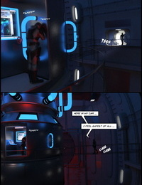 Sindy Anna Jones ~ The Lithium Comic. 06: My Brother- My Rules - part 4